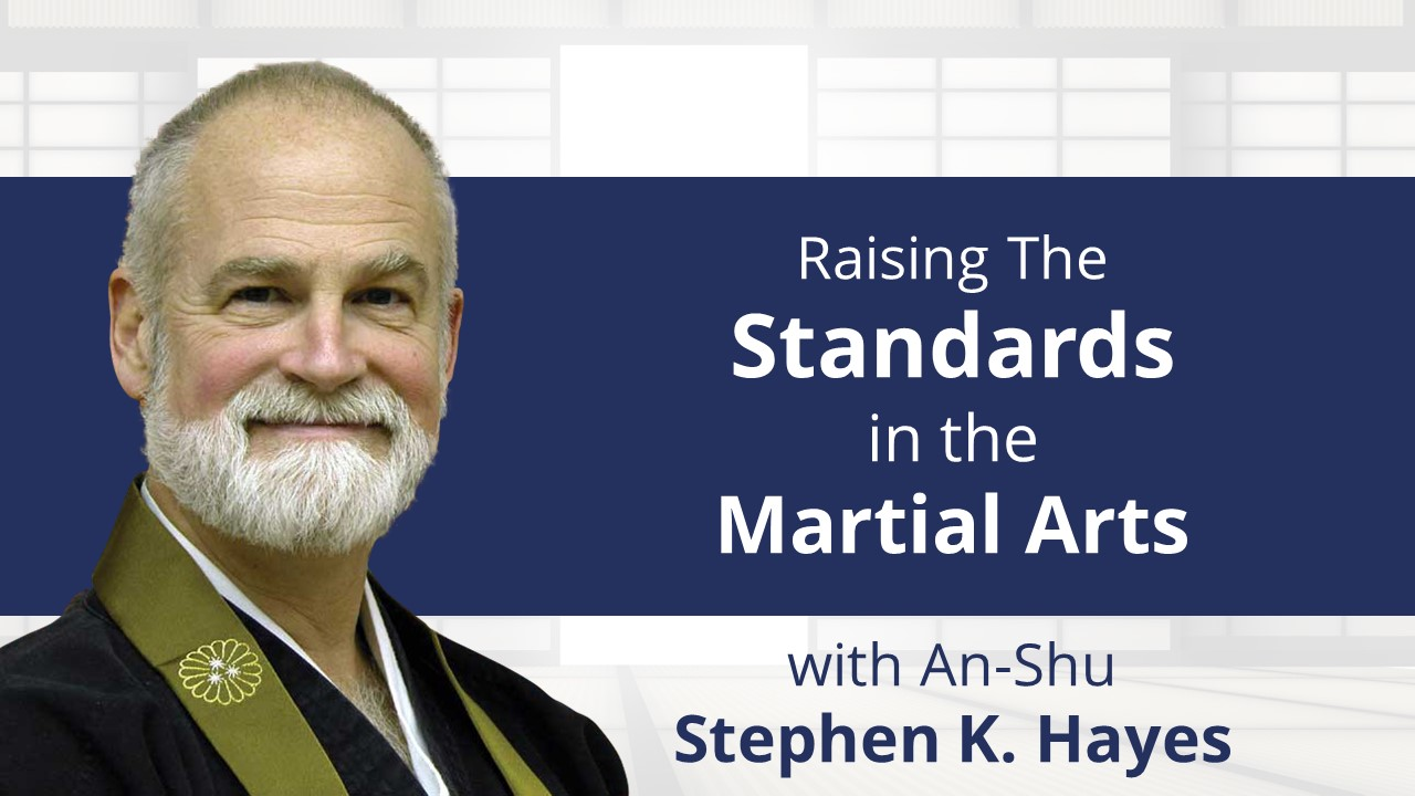 Martial Arts Business Instructor Hayes