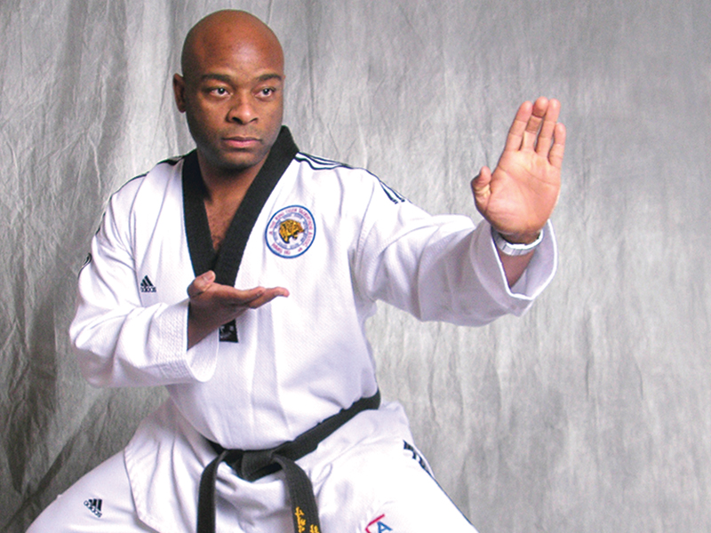 Master Terrence Evans